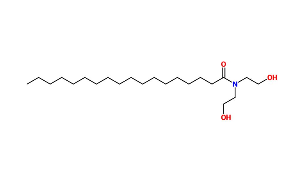 Figure 10. Cocoamide DEA