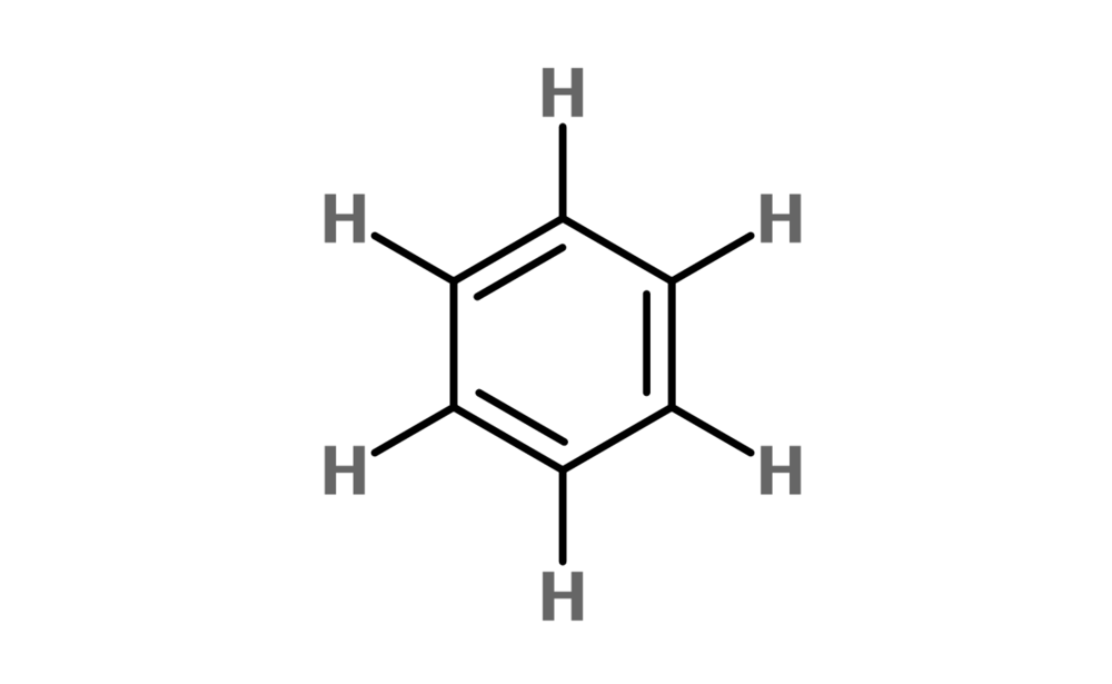 Figure 15. Benzene