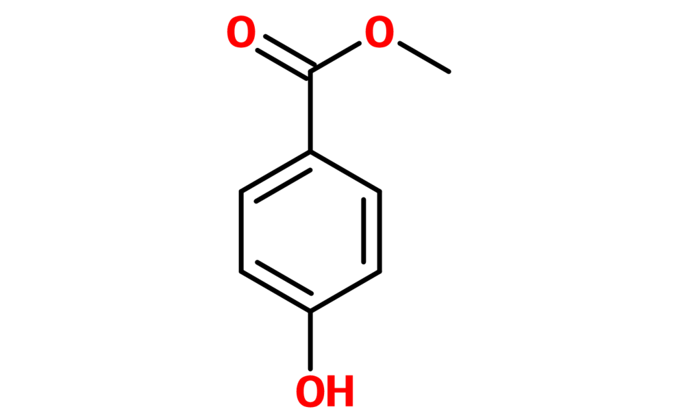 Figure 16. Methylparaben