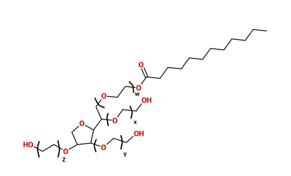 Figure 8. Polysorbate 20