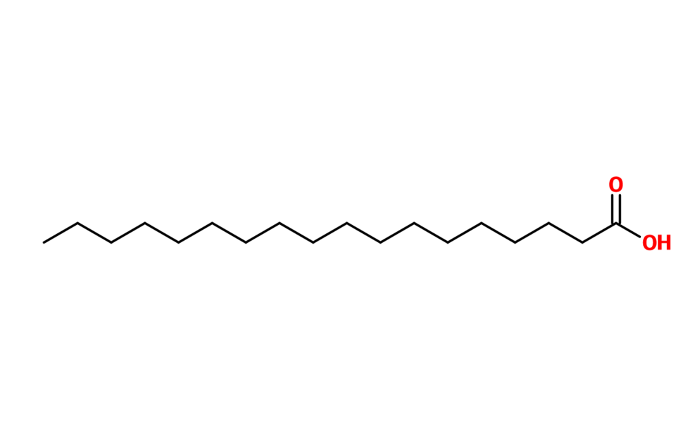 Figure 10. Stearic acid