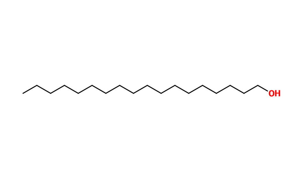 Figure 11. Stearyl alcohol