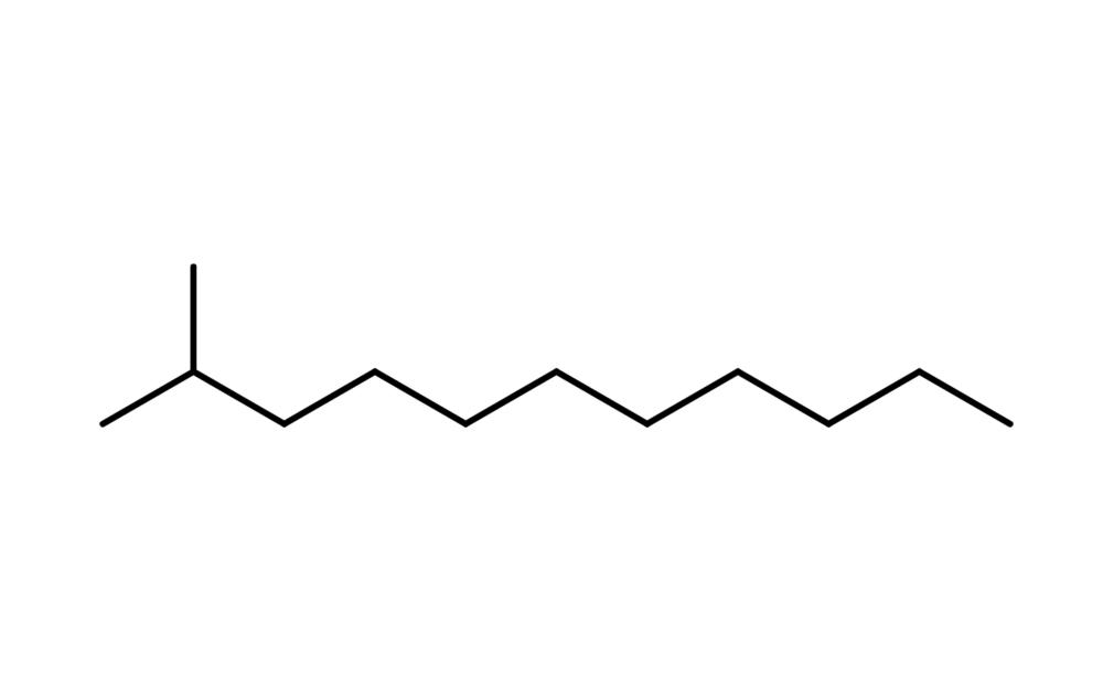 Figure 2. Isododecane