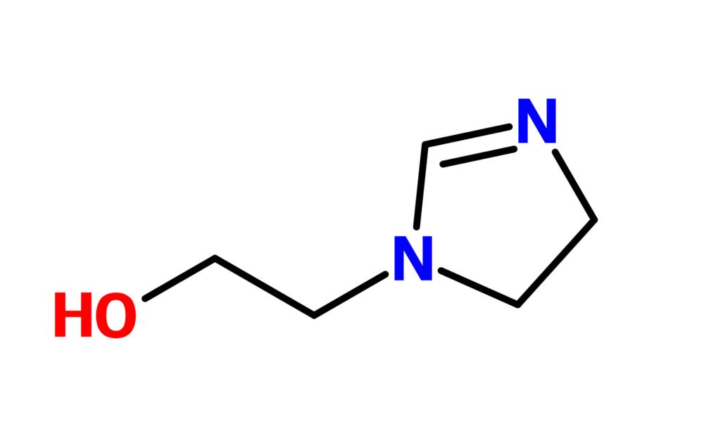 Figure 4. Cocoyl hydroxyethyl imidazoline