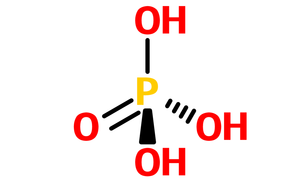 Figure 5. Phosphoric acid