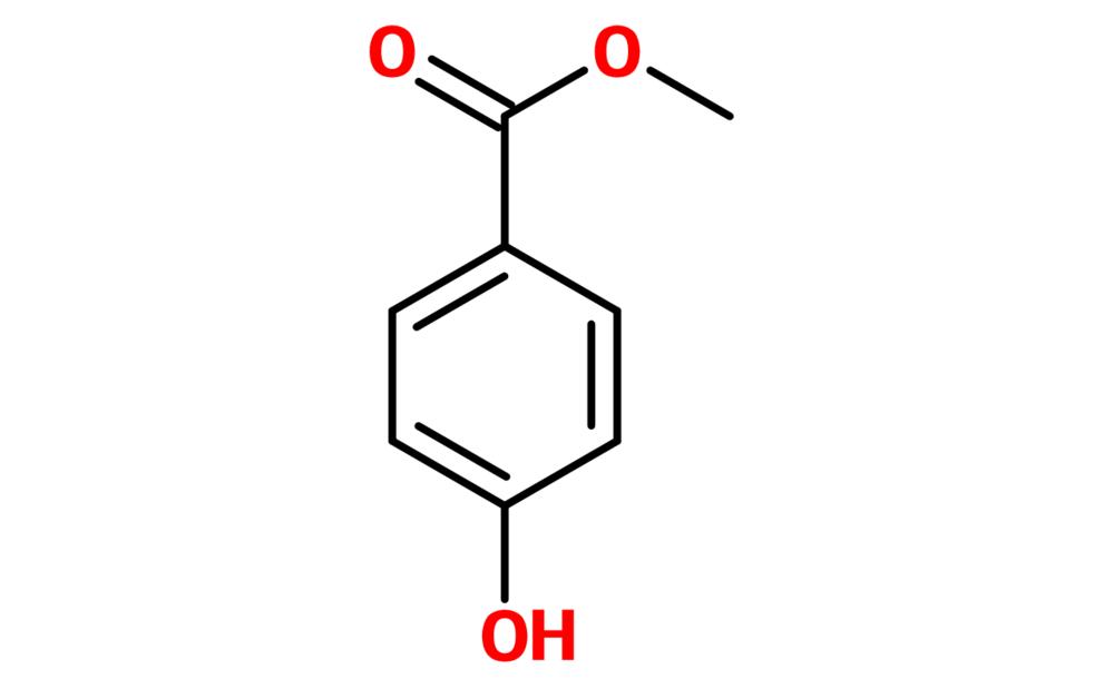 Figure 11. Methylparaben