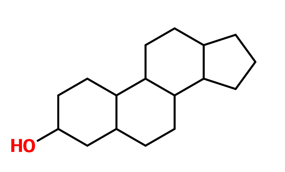 Figure 1. General structure of sterol