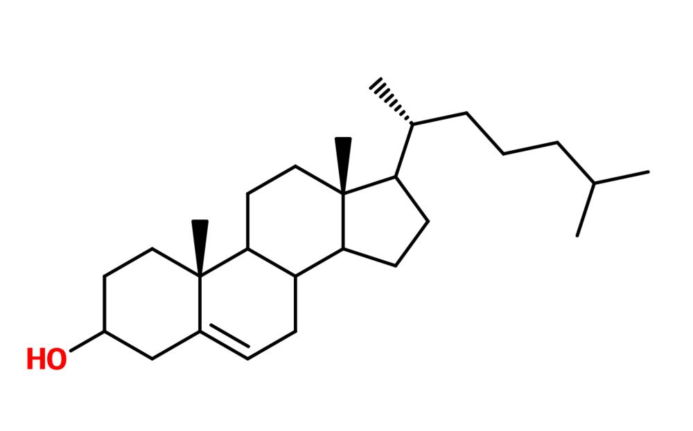 Figure 2. Cholesterol