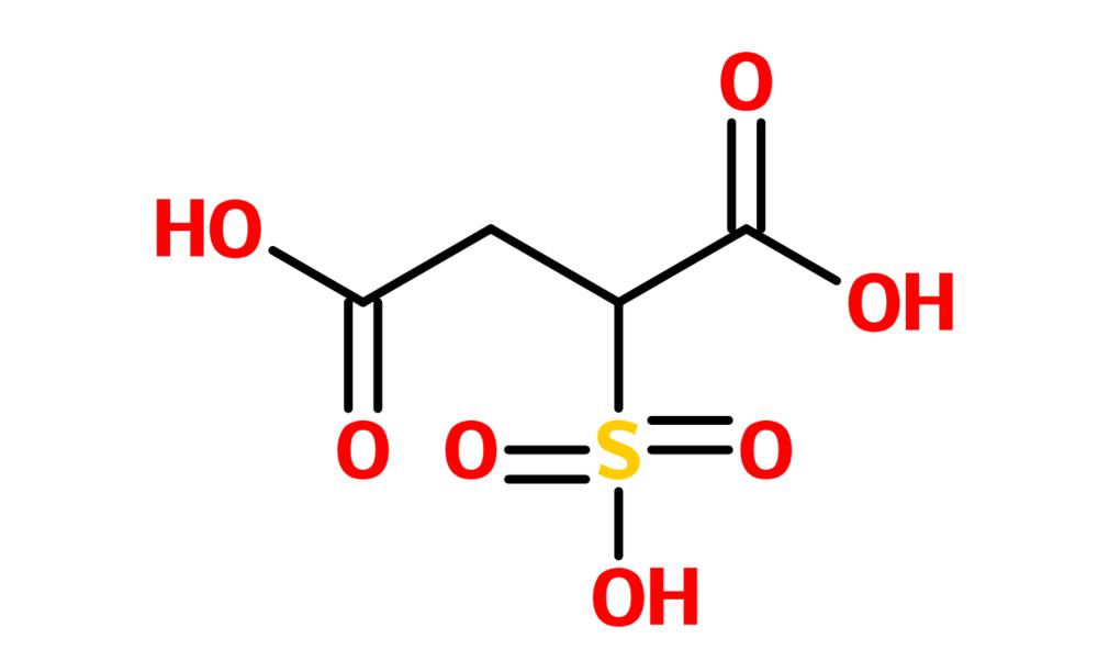 Figure 5. Sulfosuccinate