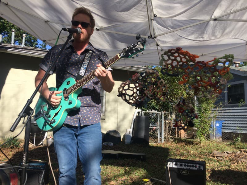 Patrick Pierson at Brentwood Social House
