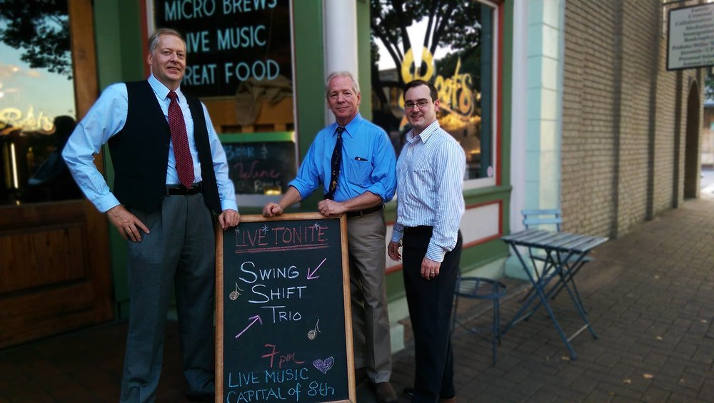 Swing Shift Trio at Brentwood Social House