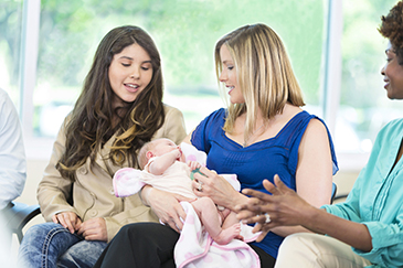 La Leche League Breastfeeding Cafe at Brentwood Social House