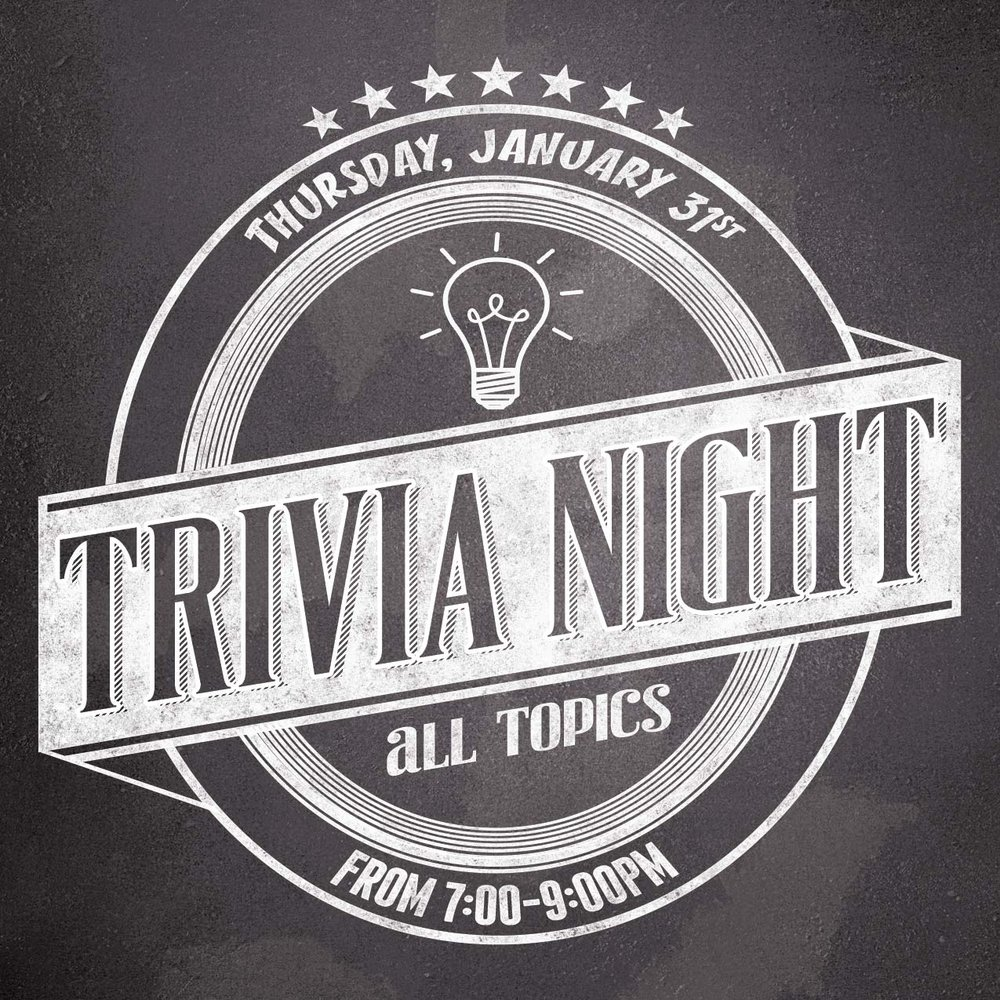 Thursday Night Trivia at Brentwood Social House