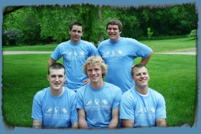 2008 summer male staff