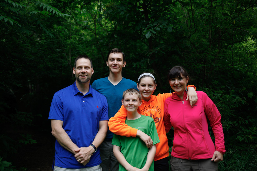 The Hildebrand Family