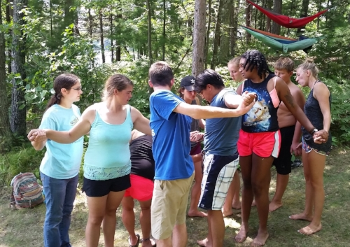 Summer Staff Teambuilding
