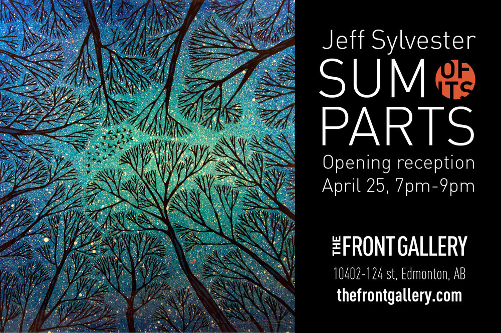 Opening reception at  The Front Gallery  on April 25, 7pm - 9pm