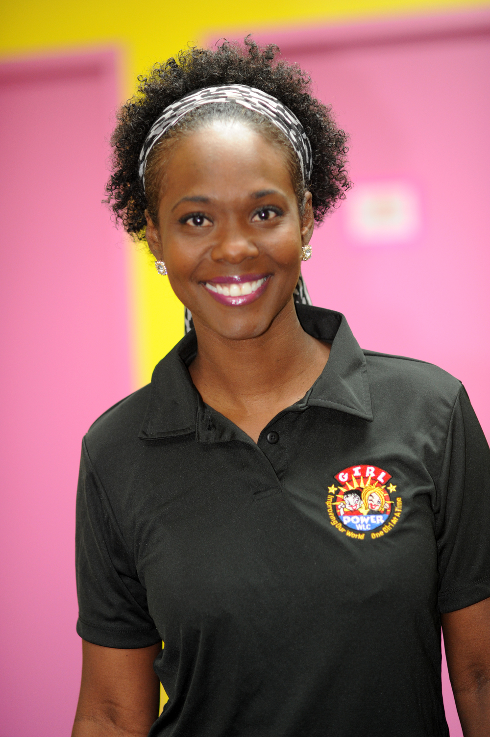 Shameka Jenkins , Director of Programs