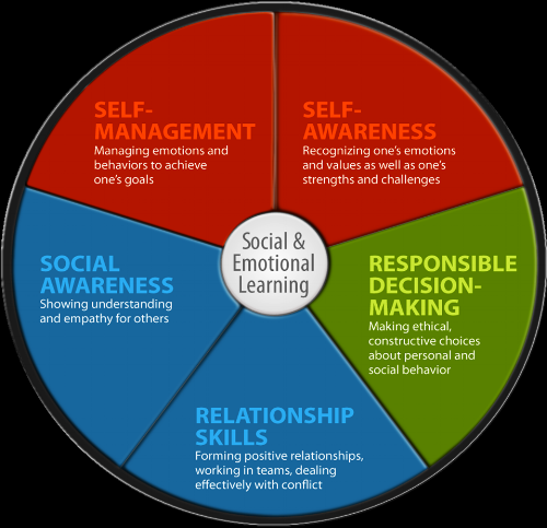 THE five core competencies of social-emotional learning