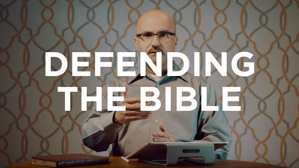 There is much evidence to support the Bible's authority and authenticity as the revealed Word of God. Some of that evidence is external; such as archaeology, historical writings, and ancient Manuscripts; others include internal evidence within the books of the Bible. Al Fadi looks to the evidence as well as Islamic sources for what the Quran says about the authenticity of the Bible.
