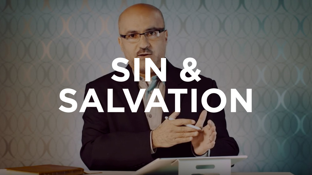 Sin in Islam versus sin in Christianity, paradise, divine love and the need for an intercessor are some of the topics Al Fadi explores in the series Sin & Salvation.