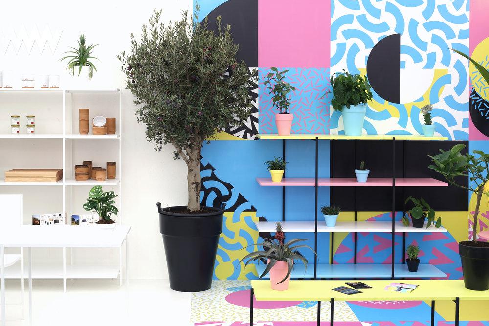 Delicatessen - Designblok, 2017 (spolu s Amanoriginal)