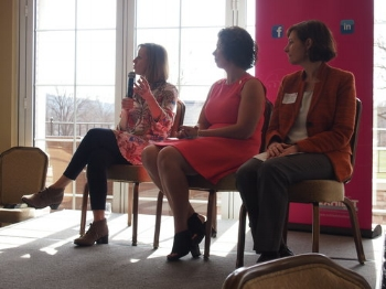 Lehigh Valley Chamber of Commerce Women's Business Council Mindfulness Panel
