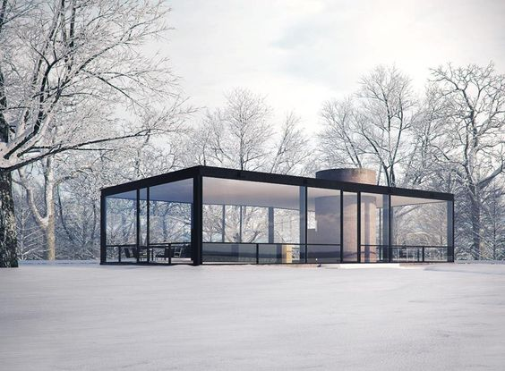 Image courtesy of  The Glass House