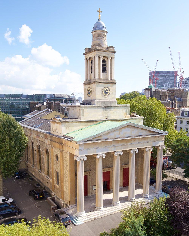 St Peter's Church - Credit Ralph Williamson