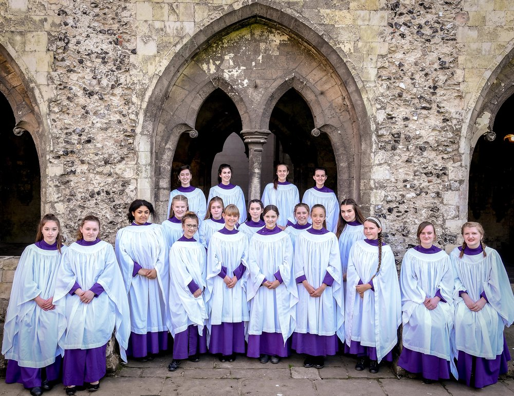 Canterbury Cathedral Girls' Choir