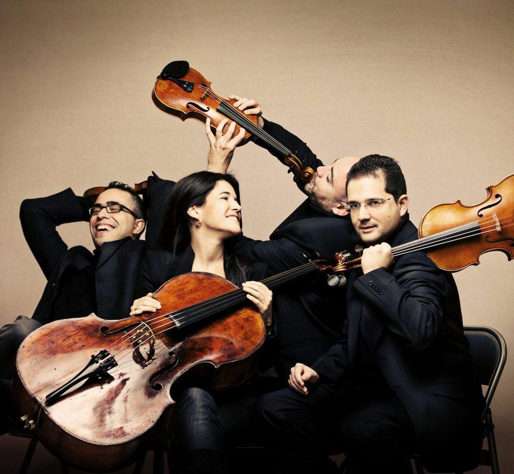 Quiroga Quartet