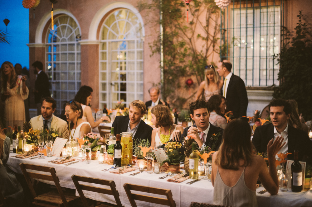 Wedding venue, Seville, Spain