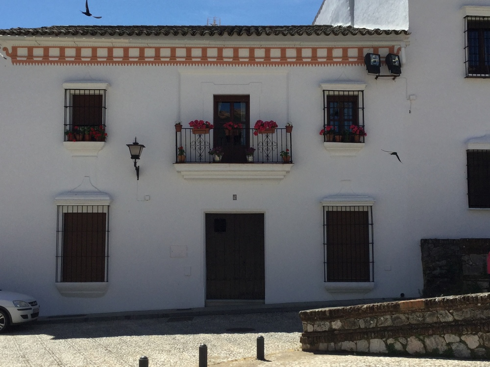 Aracena house, town near Buenvino b&b