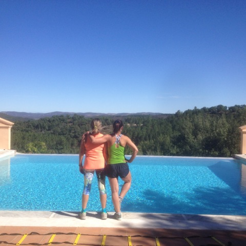 Fitness retreat Spain