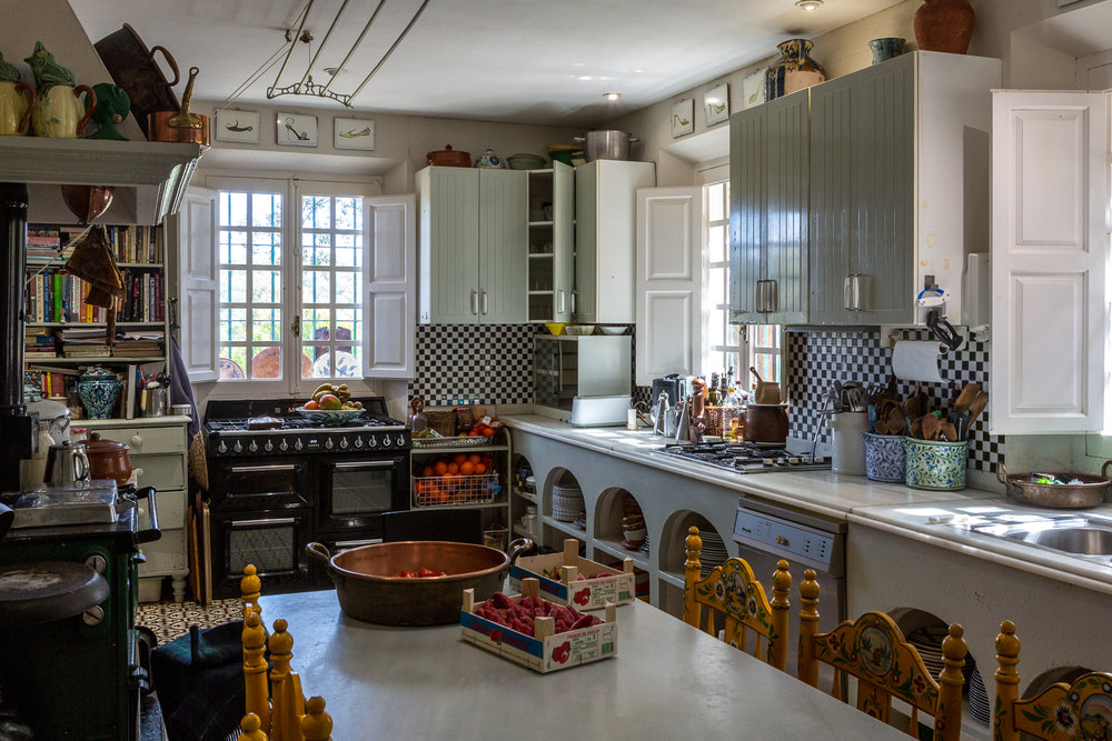 The Farmhouse Kitchen