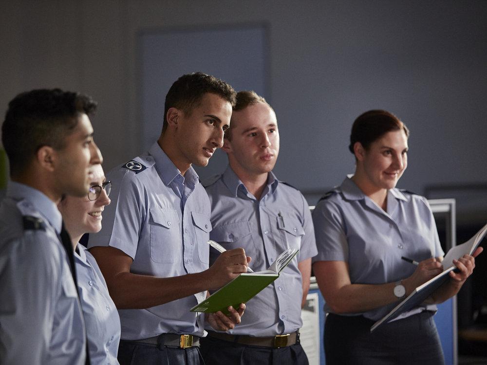 RAF 'No Ordinary Job'