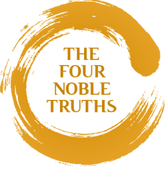 the four noble truths of buddhism The four noble truths 1 the truth of suffering (kutai) the buddha declared that this world if full of suffering that actual existence including birth, decrepitude, sickness and death is suffering and sorrow.