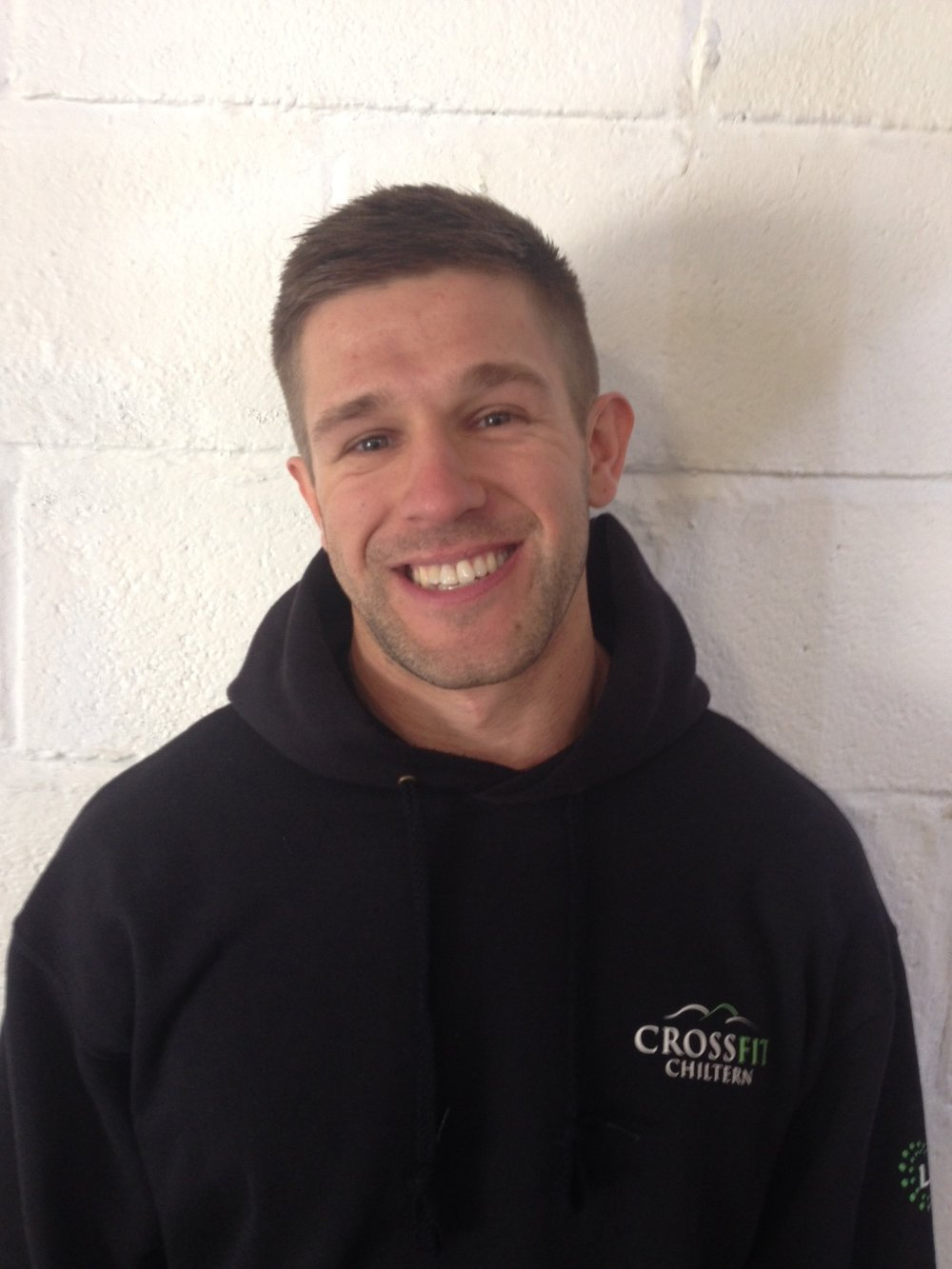 Roman Swiatly is CrossFit Chiltern's newest coach and personal trainer