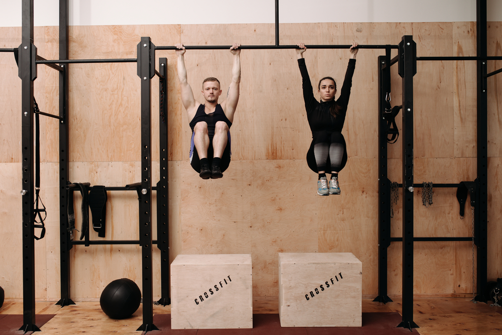 how gymnastics in used in crossfit workouts at crossfit Chiltern, amersham