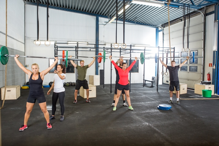 How to stay motivated, CrossFit Chiltern, Amersham