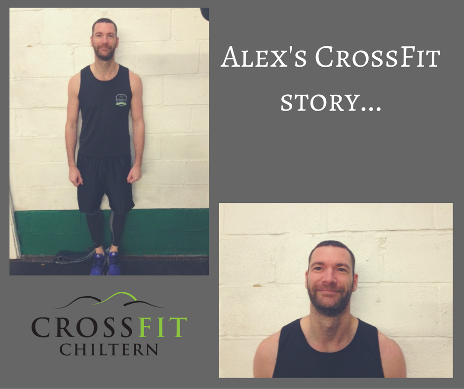 CrossFit case study, Amersham, www.crossfitchiltern.com