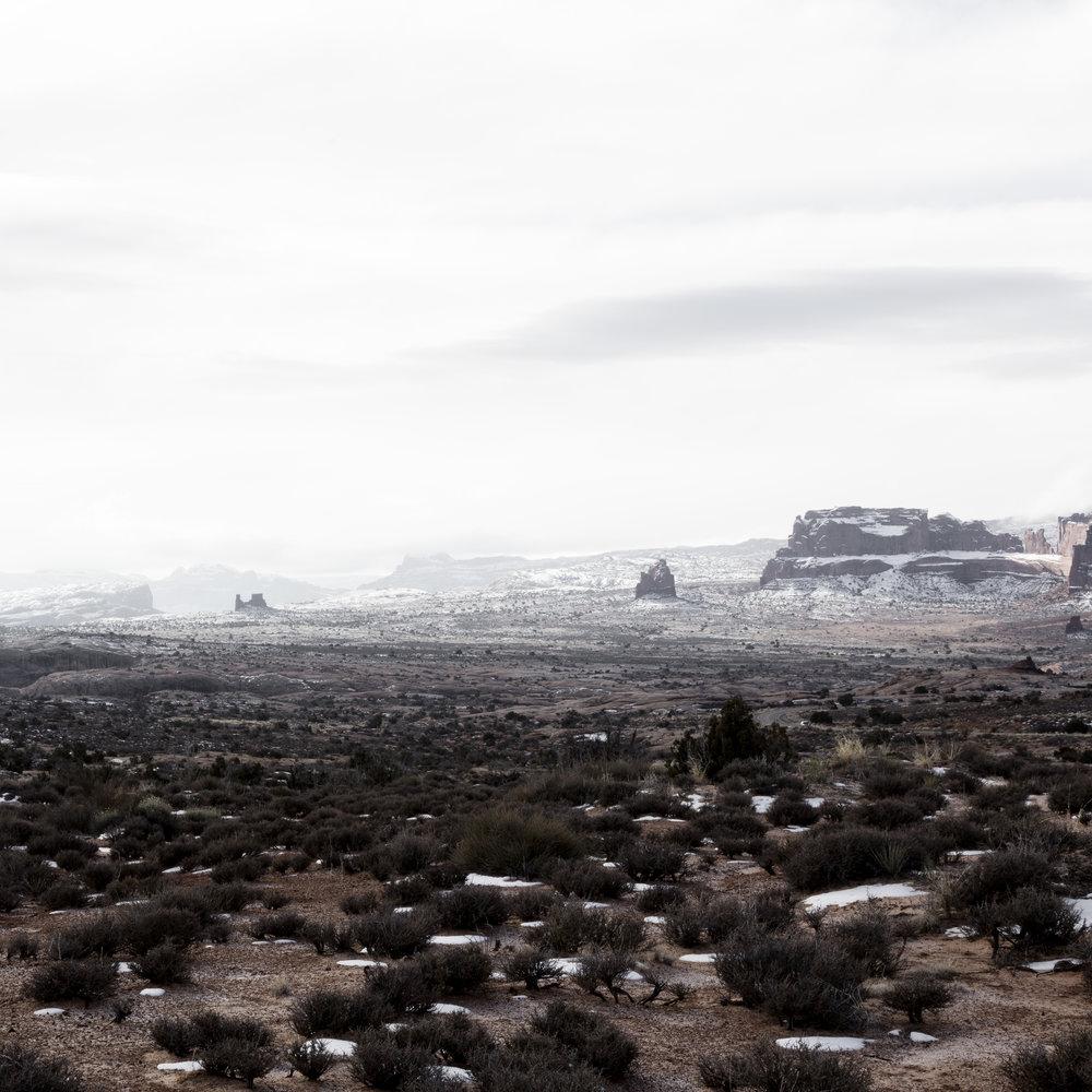 Moab Landscape - 2