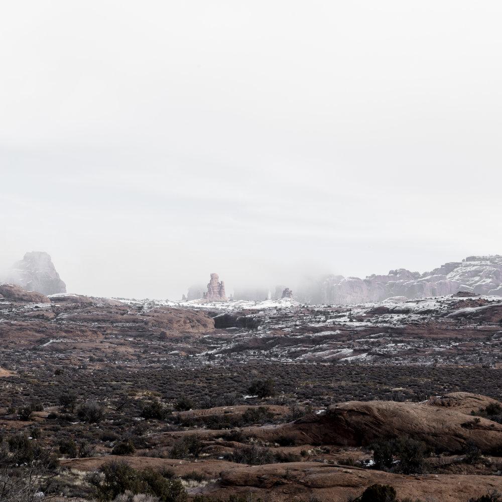 Moab Landscape - 3