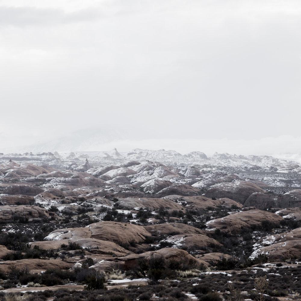 Moab Landscape - 1