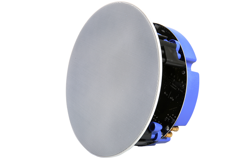 Lithe Audio IP44 Rated Bluetooth Ceiling Speaker   Bathroom Model