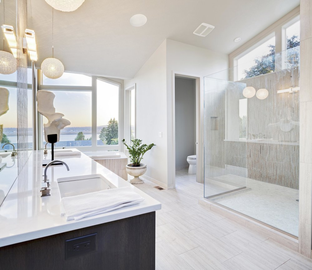 Lithe Audio IP44 Rated Passive Bathroom Ceiling Speaker Lithe Audio