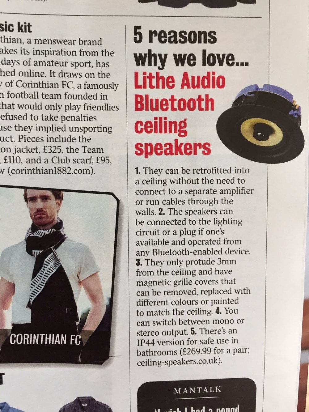 Lithe Audio in The Times Newspaper_1