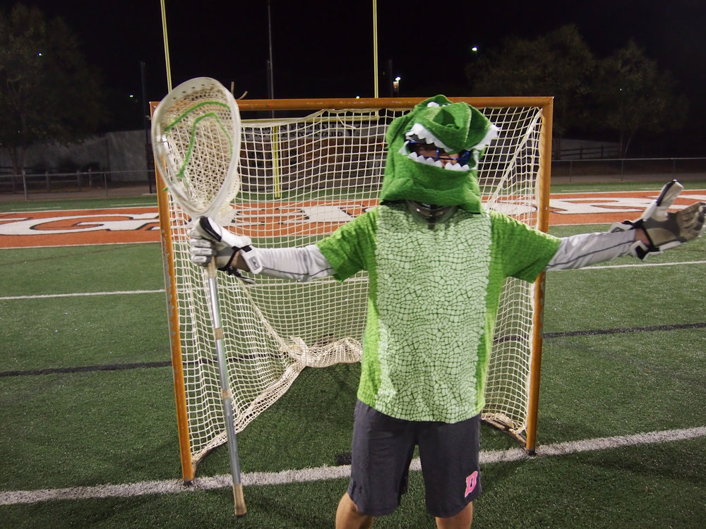 Keeper Crocodile a/k/a Alex Crawford
