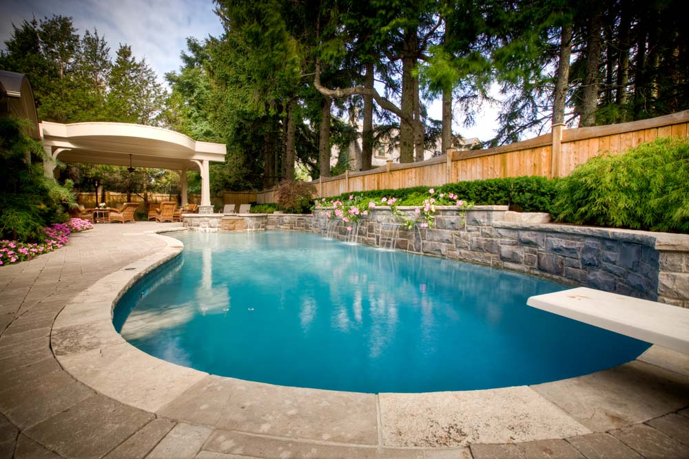 DARSAN LANDSCAPE DESIGN BUILD OFFERS INGROUND SWIMMING POOL DESIGN,  LANDSCAPE DESIGN AND BUILD SERVICES.