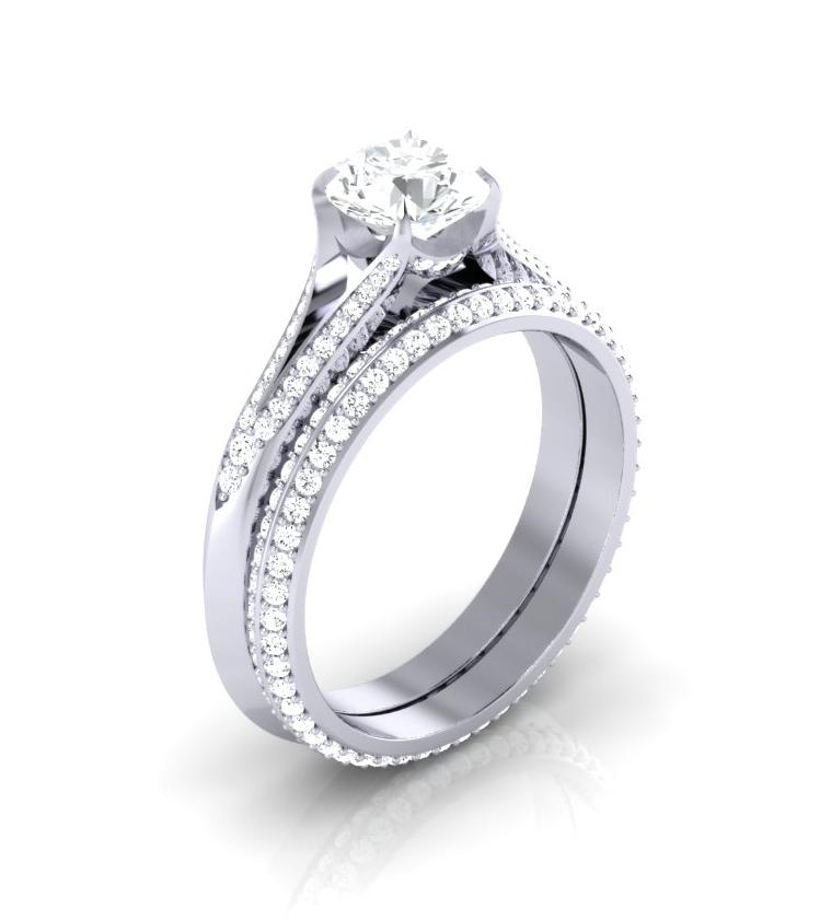 Flame Ring & Full Eternity
